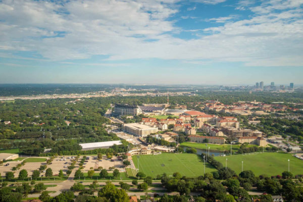 Colonial and TCU